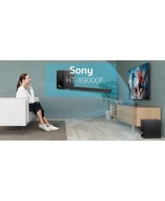 SONY รุ่น HT-X9000F Soundbar 2.1ch Dolby Atmos® / DTS:X™ พร้อมเทคโนโลยี Bluetooth®