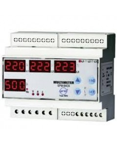 ENTES EPM-04C-DIN Programmable Rail Mounted Multimeter ราคา 3905 บาท