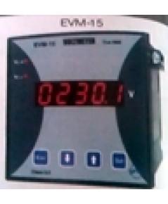 EVM-3 digital voltmeter   rขนาด 72x72 ราคา 853 บาท