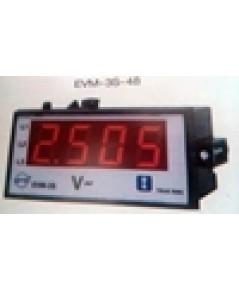 EMV-3C digital voltmeter ราคา 1100บาท