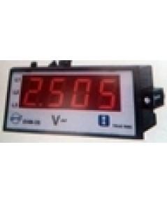 EVM-3S digital voltmeter ขนาด 96x96 ราคา 1180 บาท