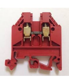 WEIDMULLER CLI C2-4 RT/SW 2MP สีแดง