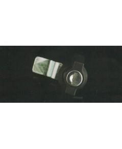 TAMCO TAMLRD-002 กุญแจกลมบิดสีดำ ราคา 150 บาท