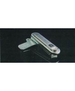 TAMCO TAMLSW-022 กุญเจคอนโทรลสีเงิน ขนาดกลาง ราคา 420 บาท