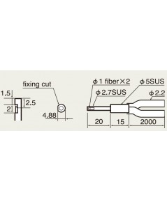 OPTEX NF-DV01 ราคา 1702 บาท
