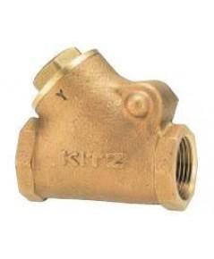 KITZ Bronze 150 Threaded YR