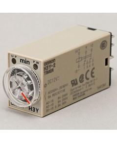 OMRON H3Y-2 60M 12VDC ราคา 872 บาท