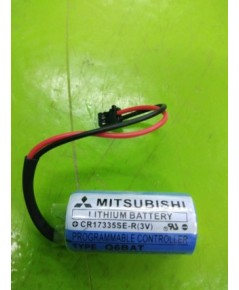 BATTERY MITSUBISHI Q6BAT 3V ราคา 350 บาท