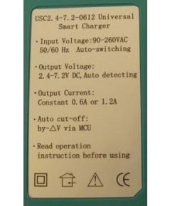 USC2. 4-7 2-0612 UNICERSAL SMART CHARGER ราคา 2800 บาท