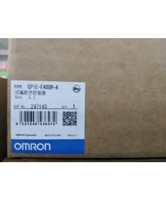 OMRON CP1E-E40DR-A ราคา 4000 บาท