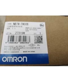 OMRON NB7W-TW00B ราคา 5200 บาท