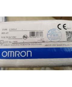 OMRON LY4N 24VDC ราคา 278 บาท