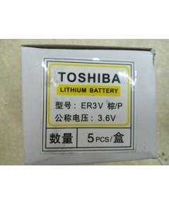TOSHIBA ER3V 3.6V ราคา 350 บาท