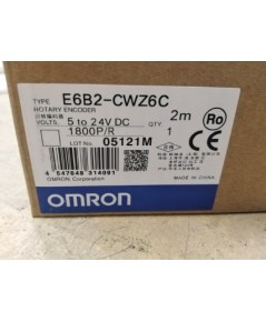 OMRON E6B2-CWZ6C ราคา 3750 บาท