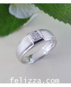 แหวนเพชรเบลเยี่ยมคัท RI00478-222 (HNFH)