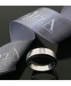 แหวนเพชรแท้เบลเยี่ยมคัท RI00505-245 (HSZH)