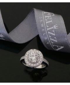 แหวนเพชรแท้เบลเยี่ยมคัท RI20573- 257