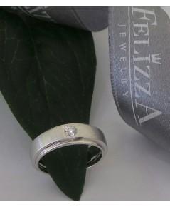 แหวนเพชรแท้เบลเยี่ยมคัท RI00512-254 (HNLH)