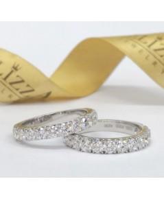 แหวนเพชรแท้เบลเยี่ยมคัท RI00563-287