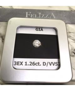 เพชรร่วงใบเซอร์ GIA (D-Y00008)