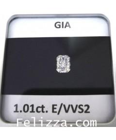 เพชรร่วงใบเซอร์ GIA (D-P0002)