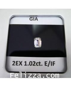 เพชรร่วงใบเซอร์ GIA (D-P0003)