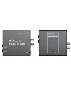 Black Magic: Mini Converter HDMI to SDI