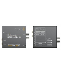 Black Magic: Mini Converter HDMI to SDI 4K