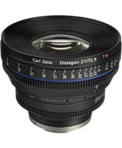 เลนส์ Zeiss Compact Prime ขนาด CP.2 21mm/T2.9 Cine Lens (EF Mount)