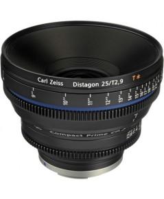 เลนส์ Zeiss Compact Prime ขนาด CP.2 25mm/T2.9 Cine Lens (EF Mount)