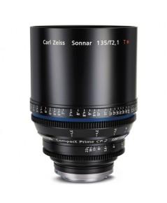 เลนส์ Zeiss Compact Prime ขนาด CP.2 135mm/T2.1 EF Mount