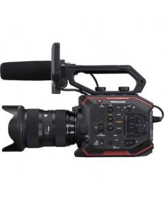 กล้องวีดีโอ Panasonic AU-EVA1 Compact 5.7K Super 35mm Cinema Camera