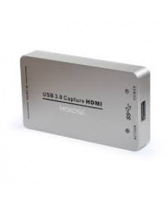 MOKOSE UH-3001-HDMI USB3.0 HDMI Capture Dongle 1080P 60FPS Video Capture Recorder