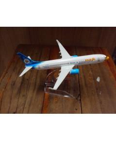 โมเดลเหล็ก เครื่องบินโดยสาร Thai NOKAIR Airlines Boeing 737 16 เซ็นติเมตร