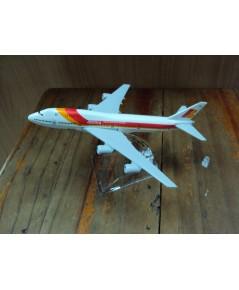 โมเดลเหล็ก เครื่องบินโดยสาร IBERIA Airlines Boeing 737 16 เซ็นติเมตร