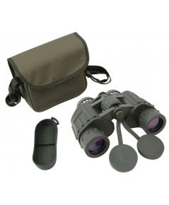 กล้องส่องทางไกล Olive Drab 8 x 42 Magnification Tactical Binoculars with Case