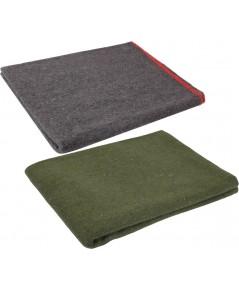 ผ้าห่มผ้าขนหนูกู้ภัยฉุกเฉินขนาดใหญ่ผ้าห่มการอยู่รอด 60 นิ้ว x 80นิ้ว มี 2 สีเลือกสีใดสีหนึ่ง