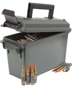 กล่องเอนกประสงค์ Olive Drab Military 30 Cal Plastic Waterproof Ammo Cans USA Made