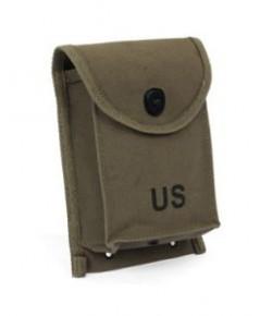 ซองกระสุนปืนทหารอเมริกา US M1 Carbine Pouch - 30 Round