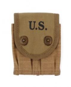 ซองกระสุนปืนทหารอเมริกา WW2 American M1918 colt ammo pouch - Special Offer
