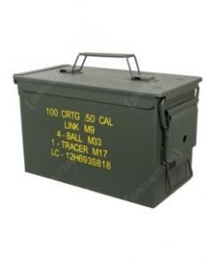 ลังกระสุนปืนทหารอเมริกา US M2A1 .50 Cal Ammo Can