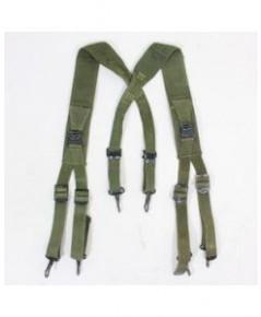 สายโยงบ่าทหารอเมริกา Original WW2 US M36 Suspenders - Late War Type