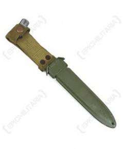 ซองดาบปลายปืนทหารอเมริกา Original M8 Bayonet Scabbard