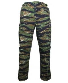 กางเกงไทเกอร์ทหารอเมริกา สงครามเวียดนาม US Tiger Stripe Vietnam Trousers