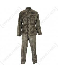 ชุดทหารอเมริกา สงครามโลกครั้งที่ 2 WW2 US HBT Uniform Bundle - TV Used - Type 2