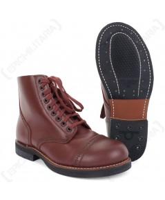 รองเท้าพลร่มทหารอเมริกา สงครามโลกครั้งที่ 2 American Service Shoes