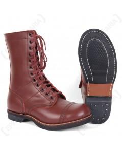 รองเท้าพลร่มทหารอเมริกา สงครามโลกครั้งที่ 2 American Paratrooper Leather Boots
