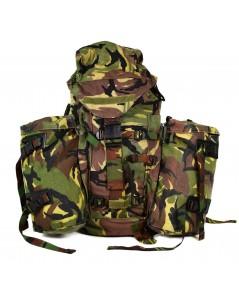 กระเป๋าทหาร Dutch army DPM woodland combat ของแท้มือสอง