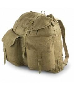 กระเป๋าทหาร Czech army vintage rucksack ของแท้