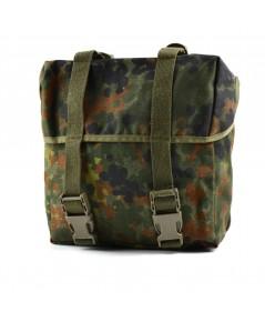 กระเป๋าทหาร German army flecktarn camo combat bag ของแท้ มือสอง
